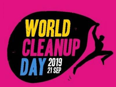 World CleanUp Day*